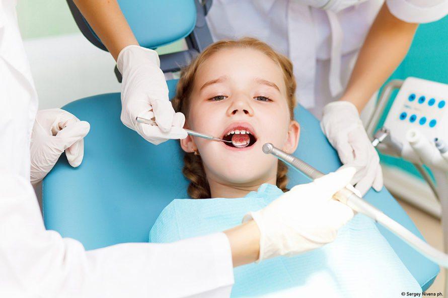 baby teeth control
