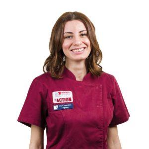 Dentisti vignato_chi siamo_Ioana Zavoi