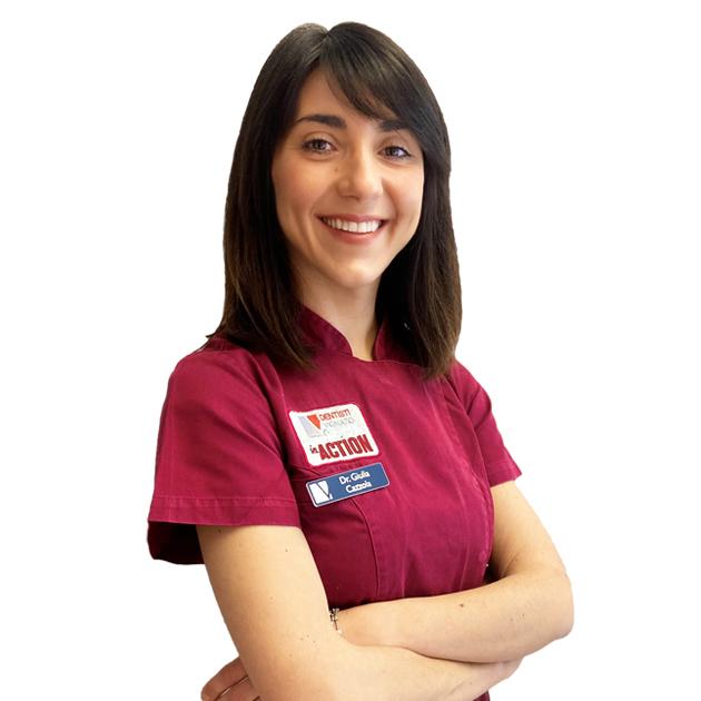 Dds. Giulia Cazzola