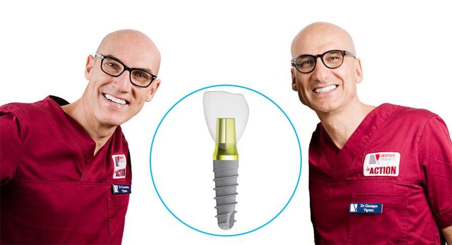 Scegliere l'implantologia per tornare a sorridere