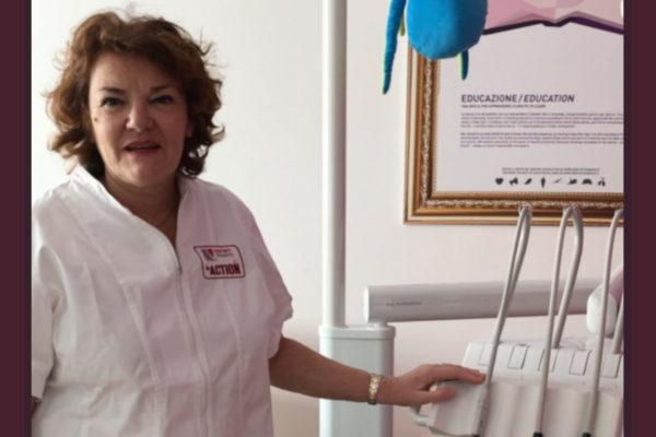 Dr. Leonella Caliari - direttore Centro Ortodontico Vicentino