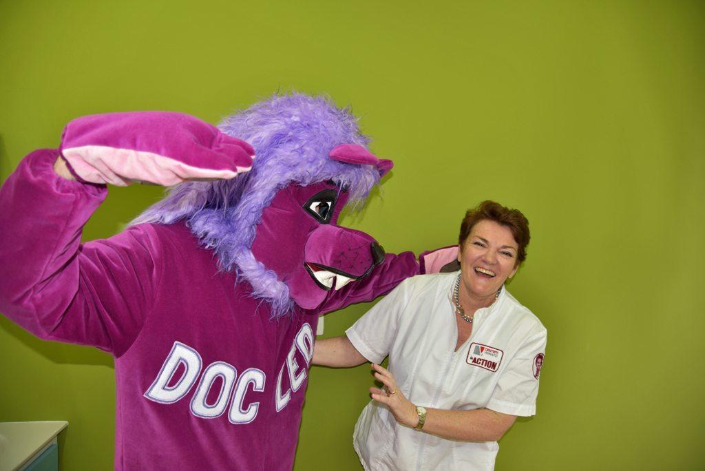 Doc Leo, Dentista per bambini